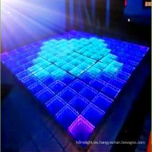 Etapa LED 3D Dance Floor LED Luz de efecto al aire libre