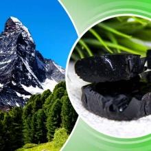 Natural Pure Fulvic acid 10%-50% Shilajit Extract Powder