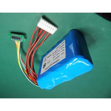 14.8V lithium ion battery packs with LCD display