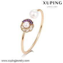 51733 bijoux Xuping Différentes couleurs de bijoux en cristal artificiel, bracelet de mode