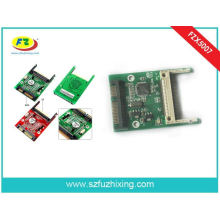 CF to sata (CF mainboard converter to sata hdd )converter card/adapter