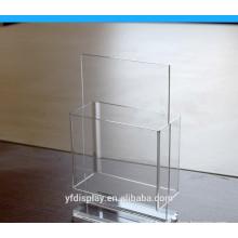 Acrylic Magazine Display Holder