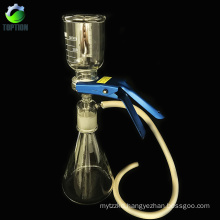 All Glass Filter Holder/solvent Filtration Apparatus/solvent Filter