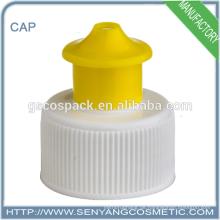 Reiniger-Essenz Neues Design einfacher Gebrauch Plastikkappen-Flip-Top-Flaschendeckel