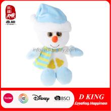 Regalo de Navidad de alta calidad Whiite Muñeco de peluche de juguete