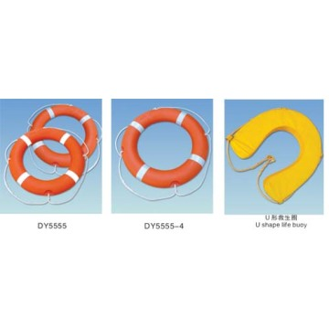 PLASTIC BUOYANCY LIFE BUOY