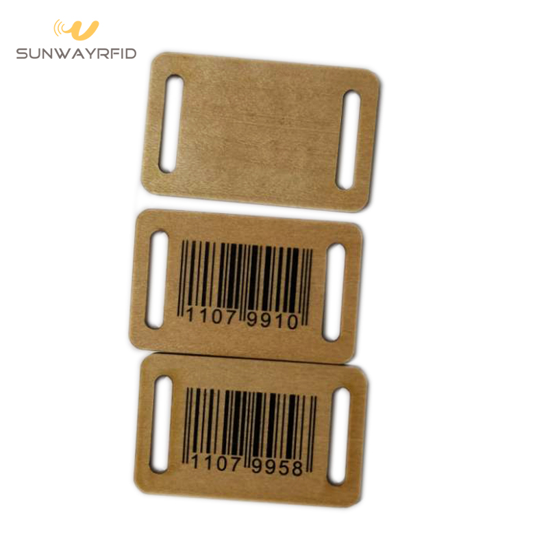 Nfc Wooden Tag
