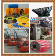 disc brush machine