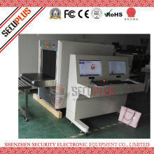 Airport Dual-view X-ray Security Baggage Scanning Equipment to Check Weapons