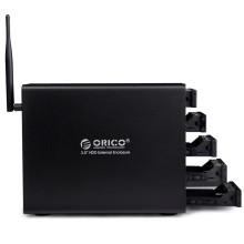 ORICO wifi e NAS 3559U3RF 5 baías 3.5 '' RAID External HDD Enclosure
