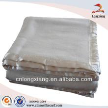 Baby 100% cobertores de seda eskimo