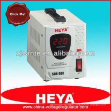 SDR-500VA relay type voltage regulator