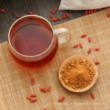Goji-Beerenpulver des Großverkaufs gesunde Nahrung organisches / zugelassenes Masse Goji-Beerenpulver