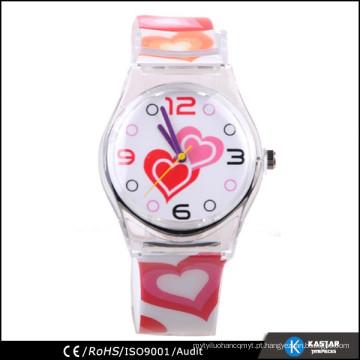 Japão movt. Relógio quartzo, relógio para garotas