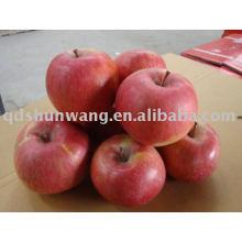 La pomme Fuji de la pomme chinoise
