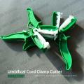 Dispositivo de remoção de cordão umbilical cortador de cordão umbilical