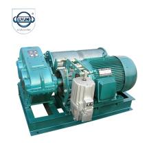 EW-034 220V-480V construcción del torno de molinete de malacate eléctrico