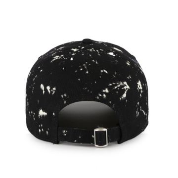 Casquette de baseball Freedom Splatter Print Art Fashion