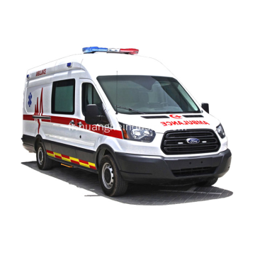 Ambulance Price Logo Customization New Medical Car Emergency