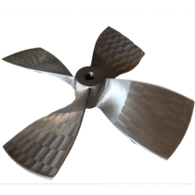 solas 4 blades marine vessel ship propeller boat stainless steel propeller