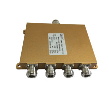 698-2700MHz 4 Way Combiner / Power Divider