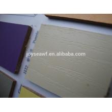 veneer melamine board colors mdf 4mm