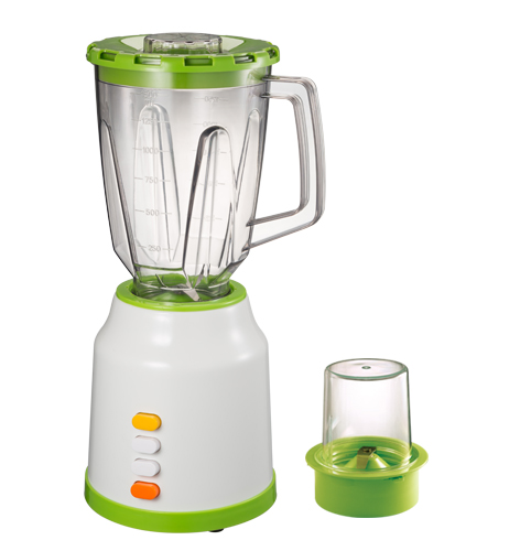 easy control plastic food blender with grinder
