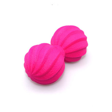 Wholesale High Quality TPE  Peanut Therapy Massage Yoga Ball Lacrosse