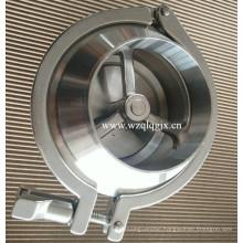 Sanitary Stainless Steel Nrv Check Valve