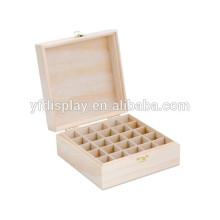 Holz Ätherische Öl Box, ätherisches Öl Tragetasche, Made in China, Deluxe Holz