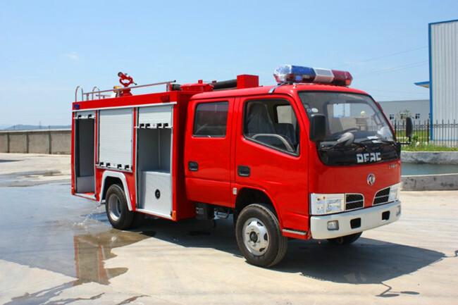 Water Fire Truck 3