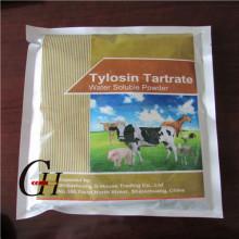 Tylosin Tartrate Polvo soluble en agua