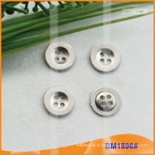 Bouton en alliage de zinc et boutons en métal et bouton de couture en métal BM1596