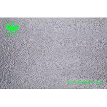 Tecido de poliéster em relevo de um lado (BS3105)