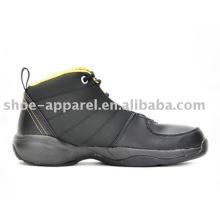 Man black Sports Basketball Shoes 2014