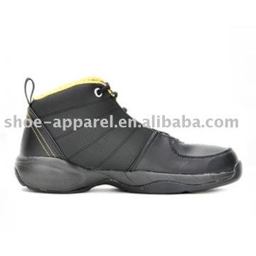 Homme noir Sports Basketball Chaussures 2014