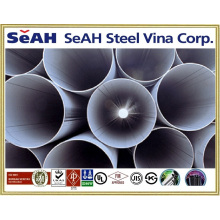 """Tubo de acero galvanizado hasta 8-5 / 8 """"hasta AS 1074, AS 1163 o tubería de acero galvanizado en caliente, tubo GI para el mercado australiano"""