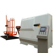 Konstruksi CNC Steel Wire Bender Machine