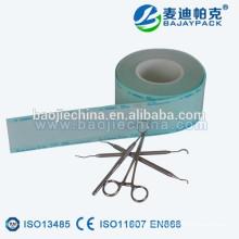 Medical Grade Paper Sterilization Pouches & Reels