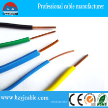 PVC-isoliertes Kabel für elektrische Energie und Beleuchtung