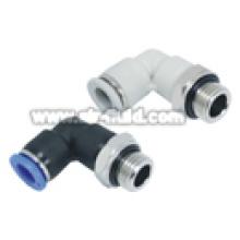 APL-G 90 Deg giratoria codo conectores aire neumático