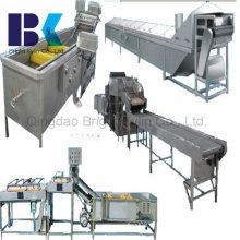 Système automatique de contrôle de la température Machine de cuisson continue