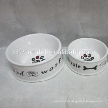 2016 новых керамических чаш для домашних животных