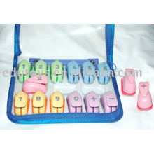Art and Craft Paper Punch Number Cutter Education Toys