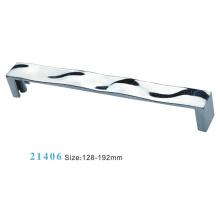 Poignée d'armoire de meuble en alliage de zinc (21406)