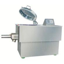 2017 GHL series high speed mixing granulator, SS chemical mixing machine, horizontal granulation mechanism