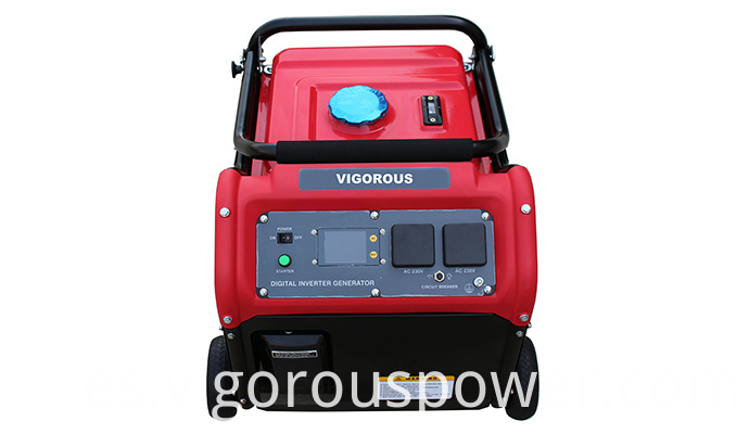 7.5KW Open Type Gasoline RV Generators