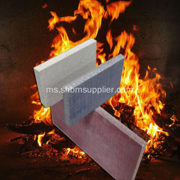 Fireproofing Heat-Insulating Anti-mold 8mm MgO Board