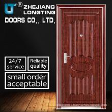 Steel Security Door with Elegent and Classic Surface