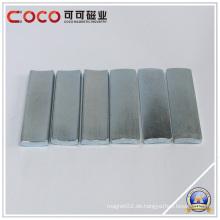 Permanente Neodym Magnet NdFeB Magnet blockieren Magnet 48h 100X10X10mm